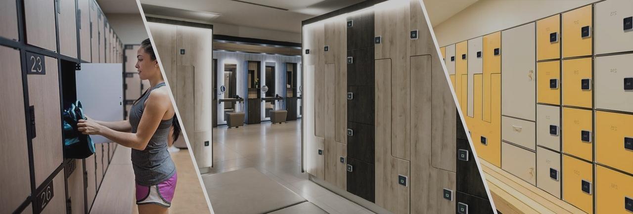 Электронные замки для шкафчиков Kerong